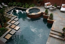Pools / by TG&R Landscape