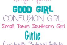 Fonts / by Lindsey Kingery