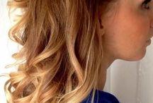 Hair  / by Christy Benwell Giannattasio