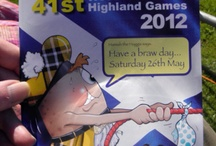 Bathgate Highland Games Sat 26 May 2012 / by Richie MacLeod