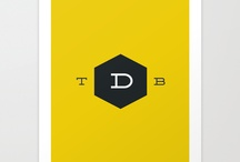 Official TDB prints & merch for sale! / by The Design Blog