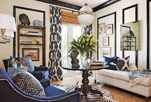 Living/dining room ideas / by Tracey Rabbitt