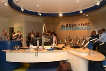 Seacrest Studios / On June 20, 2014, the Ryan Seacrest Foundation opened a new state-of-the-art multimedia broadcast studio inside Children's Colorado. Patients can now tune in to special TV and radio programming produced just for kids in the hospital. / by Children's Colorado
