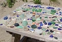 Sea glass / by Nancy Wanner