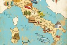 Illustration, Art & Maps / by Cindy Hughes