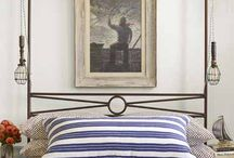 Bedrooms to Dream of / Step inside and drift away into timeless bedroom inspiration brought to you by Charleston Forge.  / by Charleston Forge