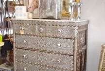 Shimmer and Shine: Design with Metallics and Sparkle / by The Red Vault