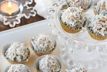 cake balls & truffles / by Kelly Edmond-Boyer