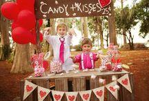 valentines photo shoot / by celes argueta