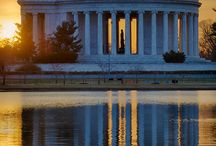 I love DC / by Melissa McClanahan