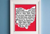 Bearcat Crafts / by Cincinnati Bearcats