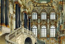 Castles & Palaces / by Audrey Miller