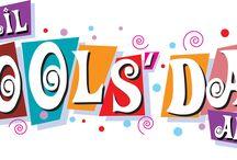 April Fools' Day / 1 Aprilie, una din zilele preferate ale #copiilor.  / by Helen Doron English Deva
