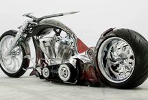 Motorcycles (2) / by Kid Carson