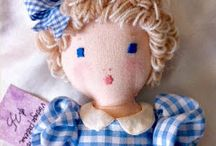 Dolls Edith Flack Ackley / by Faye Croy