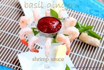 Appetizers/Sides - Seafood / by Beth Daniels