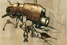 Steampunk / by Bruce Donaldson
