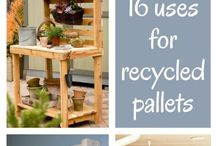 Pallet projects / by Candace Wright