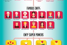 Personality Types #enfp / by nadinewouldsay