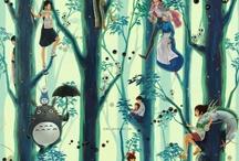 Hayao Miyazaki is the greatest! / by Katt B