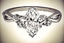 Ring setting ideas / by Amie Summers