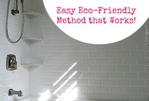 Eco-friendly Cleaning / Making cleaning easier! / by Virtue Salon