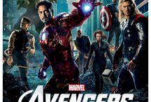 Avengers/Marvel/Comics / by June Chrisman