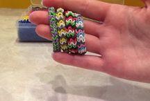 Rainbow Loom for Natalee / by Nicole Malone