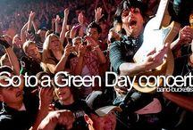 Concerts  / Bands I've seen in concert / by Danielle Cabrera