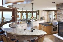 Awesome kitchens / by Lisa Cox