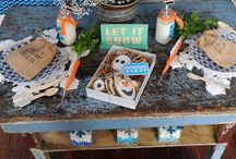 Disney's Frozen Party Inspirations / by Lisa Narramore