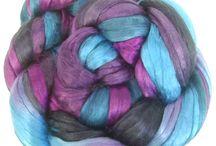 Spinning / by Karen Whooley / KRW Knitwear Studio