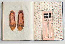 Sketchbook / by Alyssa Nassner