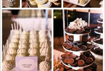 Sweet Stations / Different wedding desserts. / by Robyn Rachel Photography