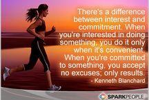 Running motivation / by Sharon Hopkins