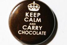 Chocolate-Yes / by Lois Siegman