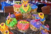 Art themed birthday party / by Ashley Ivey