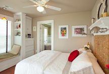 Bedroom decorating ideas / by Amy Hamilton