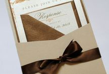Fall Wedding / by Whimsy B. Designs