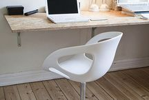 Workspace ideas / by Ritter Willy Putra