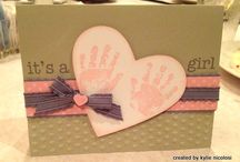 Homemade Card Inspiration / by Lisa Conley