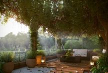 Outdoor Living, Deck & Patio Ideas / by Craftsmen Construction, Inc.
