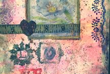 Art Journal Inspiration! / by Paula Krumholz