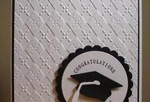 Graduation Card Ideas / by Pamela Selinski