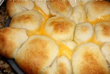 Bread Recipes / by Jennifer McCall