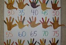 Kindergarten Math  / by Christine Lividini