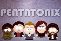 Pentatonix / by Cindy