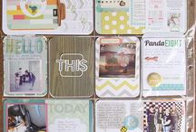 Scrapbooking // Project Life / by Ash S