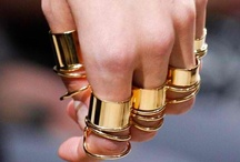 Hardware  / Jewelry and accessory inspiration. / by Jamilah