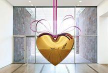 {a r t   i n s t a l l a t i o n   s c u l p t u r e} / #art #installation #creative #artist #sculpture / by Karen Bloom
